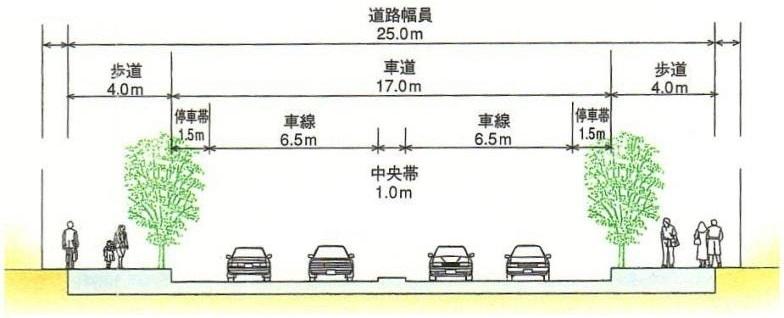 2018.12.19-道路幅員の説明図